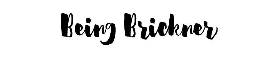 Being Brickner
